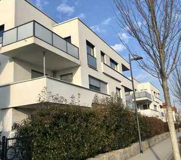 Stilvolle, moderne 3-Zimmer-Wohnung mit Balkon und EBK in Frankfurt am Main