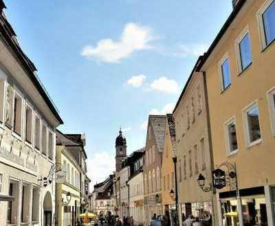Top Kapitalanlage! Fünf Wohneinheiten und eine Gaststätte in der Amberger Altstadt!
