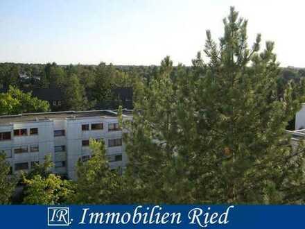 Ganz oben und völlig ruhig! 3,5-Zimmer-Wohnung in München-Kleinhadern, die man gesehen haben muss