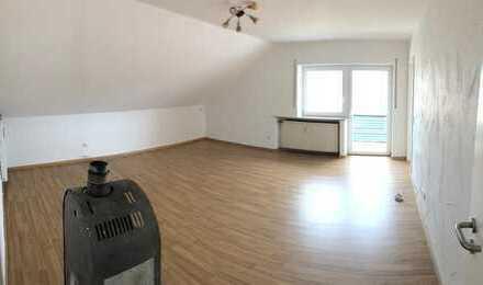 Renovierte DG-Wohnung in Bad Grönenbach