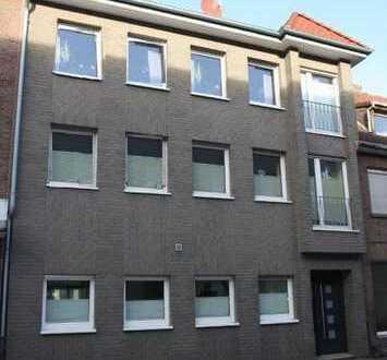 Kapitalanlage oder eigenes Zuhause? Mehrfamilienhaus mit 2 Wohnungen und Garten, zentral in Borken