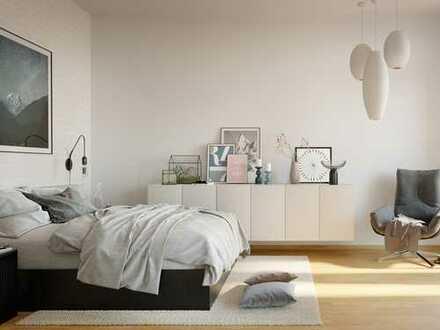 Mitten im Leben! Hochwertige 2-Zimmer-Wohnung auf ca. 52 m² in Frankfurt City