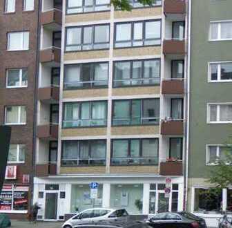 Ladenlokal auf der Roßstraße in Düsseldorf