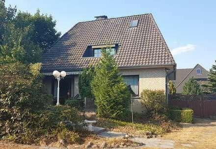 Freistehendes Einfamilienhaus in ruhiger Wohngegend