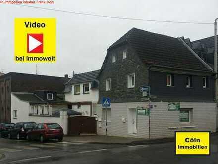 Arbeiten Und Leben Unter Einem Dach Sanierungsbedürftig 3 Wohnungen plus Büro und Innenhof