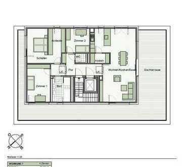 Exklusive Penthouse-Wohnung (Whg. 7)