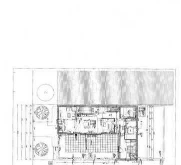 5-Zimmer-Penthouse-Wohnung mit riesiger Terrasse direkt vom Eigentümer