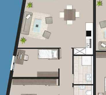Schöne drei Zimmer Wohnung in Ostfildern Scharnhausen