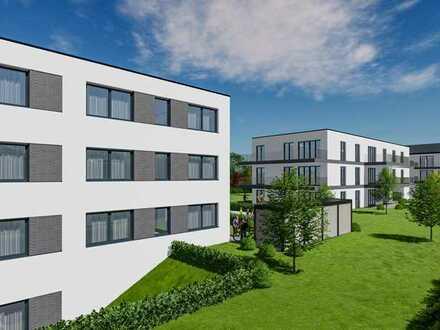 **Exklusive Neubau-2-Zimmer-Eigentumswohnung Nr. II-4**