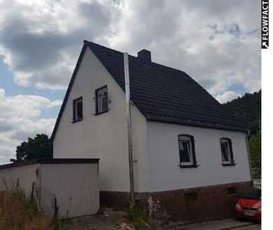 Freistehendes Einfamilienhaus mit großem Garten, Ruppertsweiler