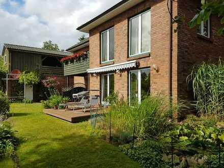 Gepflegtes 7-Zimmer-Einfamilienhaus mit Einbauküche in Bunsoh, Bunsoh