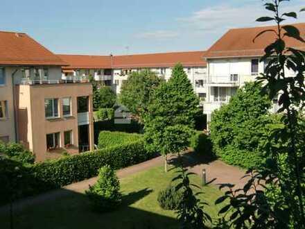 Ruhige Wohnanlage in Holzhausen - Kleine 2-Raumwohnung mit TG-Stellplatz