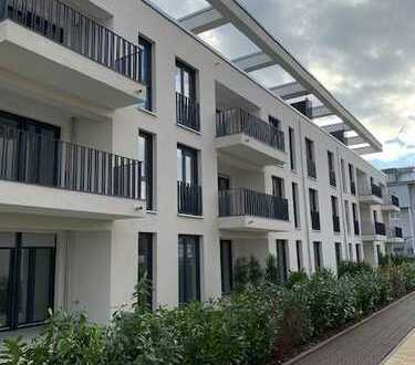 Großzügige 4 Zimmer-Neubauwohnung mit Garten und Terrasse im Kiefernweg