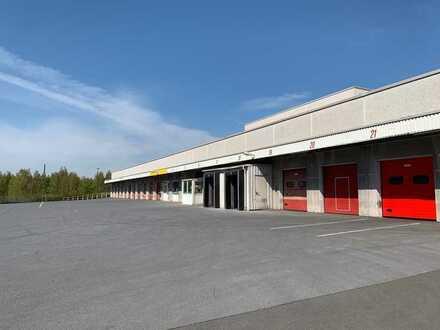 2.750 m² große Umschlagshalle | Bürofläche | zentral gelegen | RUHR REAL