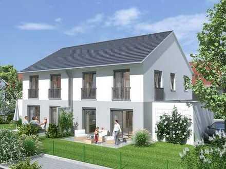 Doppelhaushälfte in ruhiger, grüner Lage in Hebertshausen, Nähe Dachau - H1