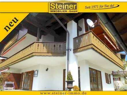 2-Zimmer-Garten-Wohnung ca. 90 m² Nutzflächen, Terrasse, Keller, Hobbyraum, Duplex-Garage a. W.