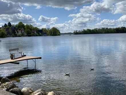 Innerstädtisches Wohnen direkt am Plöner See