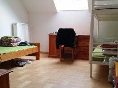 Renovated apartment for two people nearby Aachen Hbf is available from now to 31st Dec