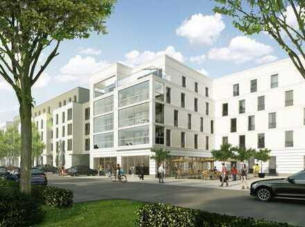 Wohnen am Hessentagspark - Moderne und lichtdurchflutete Neubauwohnungen in attraktiver Lage