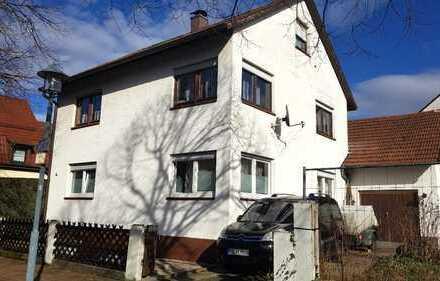 Nettes 1-2 Familienhaus mit Anbau in Rheinstetten reserviert bis 01.04.20