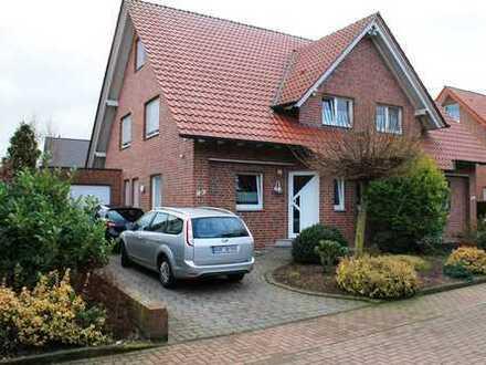 Helle freundliche Doppelhaushälfte in ruhiger Lage von Borken-Weseke