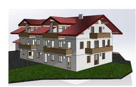 Neue Maisonette-Wohnung in der Nähe von Prien/Chiemsee zu vermieten.