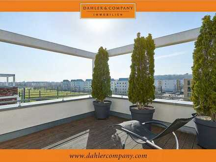 Exclusive Penthouse Above The Roofs Of Potsdam