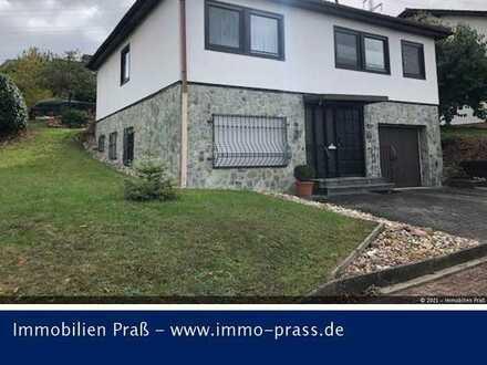 Achtung Kapitalanleger! Schönes, gepflegtes Einfamilienhaus in Waldböckelheim zu verkaufen.