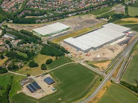 Industriegrundstück im Ruhrgebiet