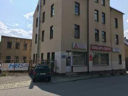 Wir bieten einen kompletten Bürokomplex gern auch mit Nebengebäude