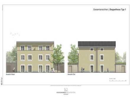Neues Wohnen in Strausberg - kleine Wohnanlage mit Doppelhaushälften -bezugsfertig 2. Quartal 2022!!