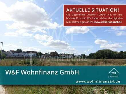 """Grundstück für DHH in Feldrandlage im Neubaugebiet """"Hinter der Bahn""""!"""