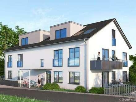 Neubau Blaustein 3 Zimmerwohnung mit Terrasse