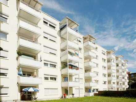 Helle freundliche 3-Zi-Wohnung, in gepflegter Wohnanlage