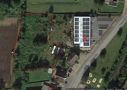 Provisionsfrei Verkauf an der Nordseeküste: Baugrundstück 4.090 m² für Mehrfamilienhaus oder Gewerbe