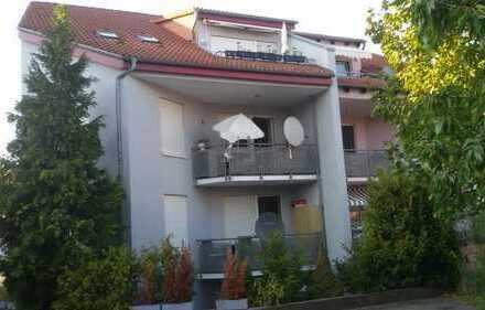 4-Zimmer-EG-Wohnung mit Süd-Balkon in Schifferstadt