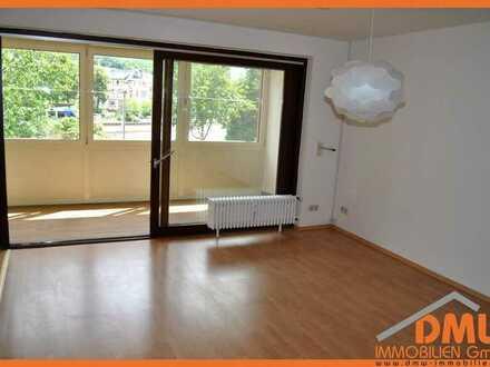 Helle 1 Zi-Singlewohnung,Küche, Bad m Wa, Balkon-Loggia, Keller