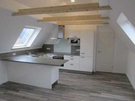 Kernsarnierte moderne Wohnung 1 OG , Balkon, 118 qm, Stadtlohn
