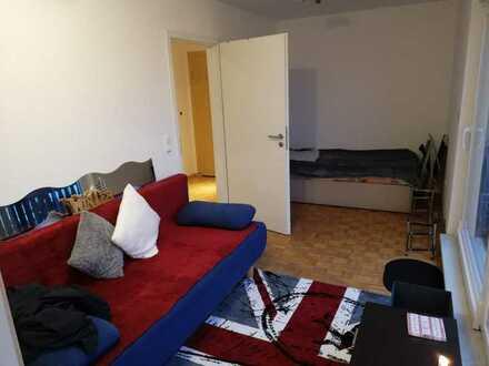 1-Zimmer in einer WG in Sulzbach mit großem Balkon