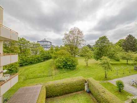 3 Zimmer Wohnung mit 2 Balkonen in Sendling-Westpark