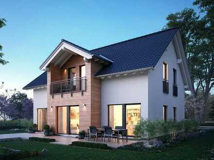 Großes Einfamilienhaus. Der Schmuckkasten für Ihre Familienschätze