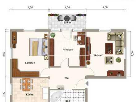 Gemütliche, gepflegte 3- Zimmer Wohnung