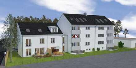 BAUBEGINN - Doppelhaushälfte in Fürth-Mannhof