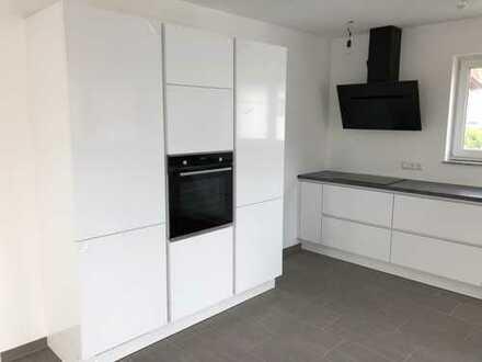 Erstbezug mit EBK und Balkon: exklusive 3-Zimmer-Wohnung in Baindt