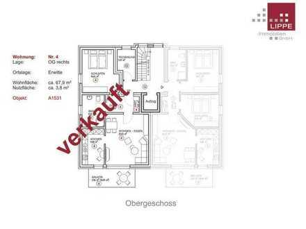 Verkauft! 2-Zimmer-ETW mit Balkon - Wohnung 4