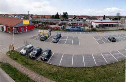 Einzelhandelsfläche in Harthausen
