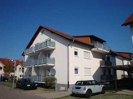 Bezugsfreie 3,5 ZKB-Etagen-ETW im Dachgeschoss mit 2 Balkonen + 3 TG-Plätzen in Linkenheim!