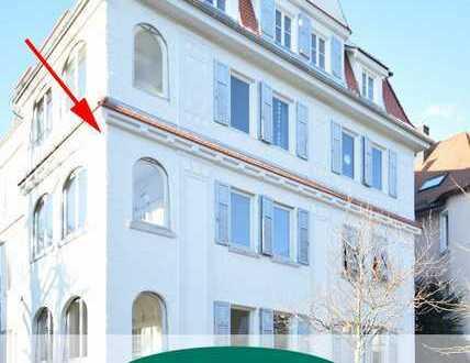 WG geeignete 4,5-Zimmer-Altbau Wohnung in Jugendstilvilla in der Reutlinger Oststadt