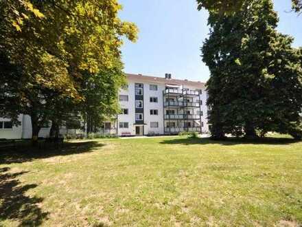 Kapitalanlage in Singen: 3-Zimmer-ETW mit großem Balkon / energetisch saniert - vermietet