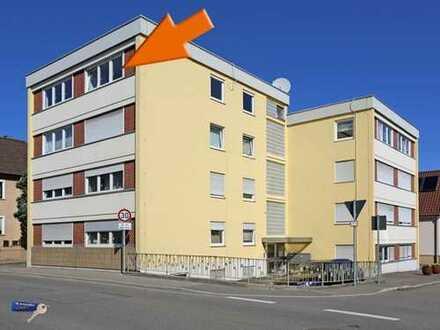 TOP renovierte 3-Zimmer- Mietwohnung in Pfullingen